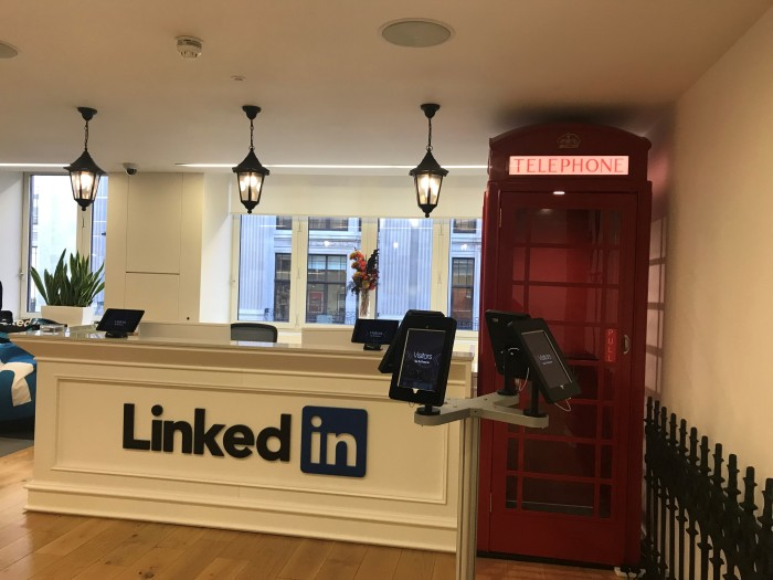 Linkedin_London