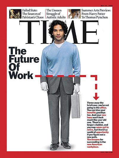 futuro lavoro Time Maggio 2009