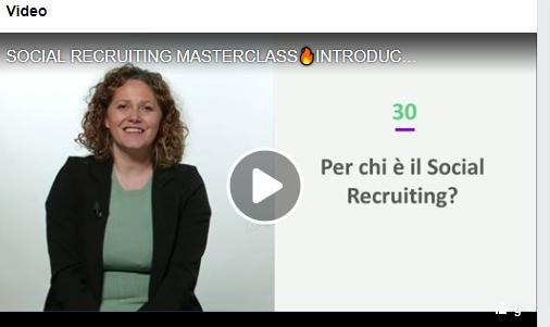 masterclass social recruiting zanella