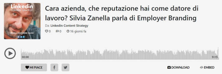 podcast Zanella